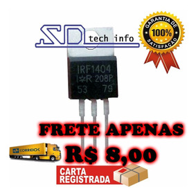 Kit 2 Und - Transistor Irf1404, Irf 1404, 1404 Ir *original*