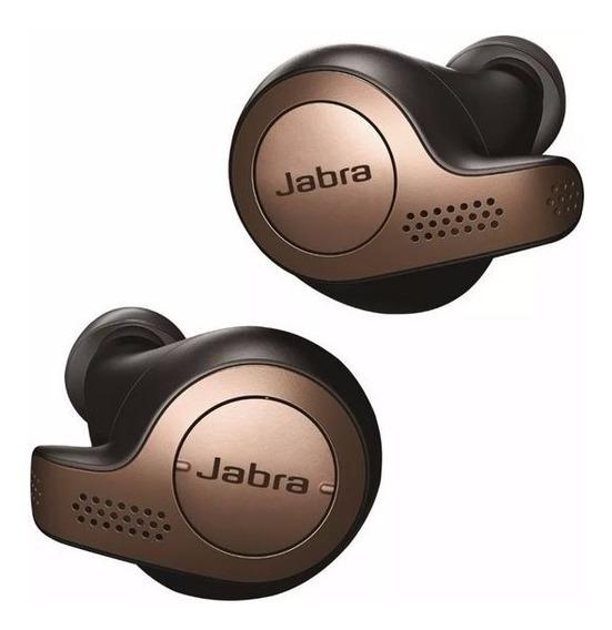 Fone De Ouvido Jabra Elite 65t True Wireless Bluetooth S Fio