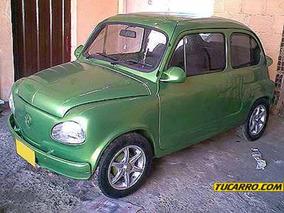 Fiat Topolino 1979