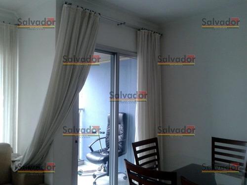 Apartamento Em Bosque Da Saúde  -  São Paulo - 2630