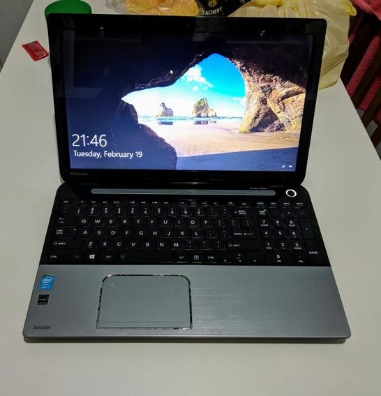 Notebook Semp Toshiba I7 4a Geração 12gb Ram 120ssd