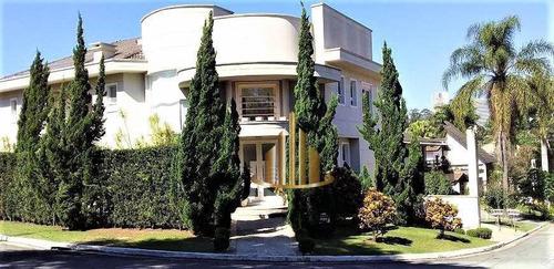 Imagem 1 de 17 de Casa Com 4 Suítes À Venda, 768 M² Por R$ 5.200.000 - Alphaville 2 - Barueri/sp - Ca2827