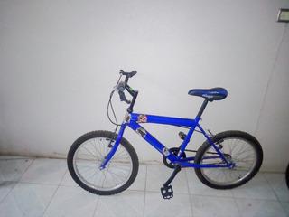 Bicicleta Azul Rey Nueva Rodado 20