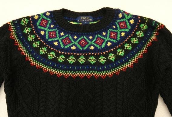 Polo Ralph Lauren Niña Sweater Hermoso