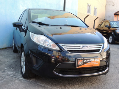 Ford New Fiesta 1.6 Se Sedan 16v 4p Manual