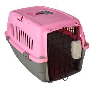 Jaula De Transporte Para Perros Y Gatos Alto 30cm