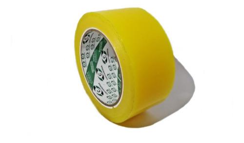 Cinta Amarilla Para Invernadero 48mm X 50mts Cintandina