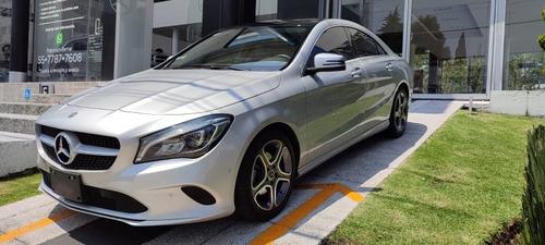 Imagen 1 de 6 de Mercedes-benz Clase Cla 2019 1.6 200 Cgi Sport At