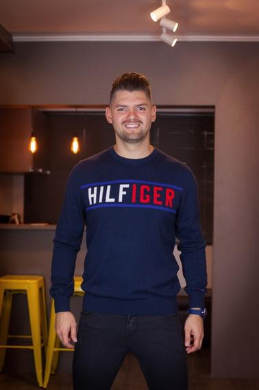 Suéter Tommy Hilfiger - M & G