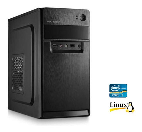 Computador Desktop Cpu I5 8gb Ssd 60gb Hd 500gb Frete Grátis