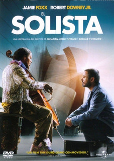 El Solista. Blu-ray Original