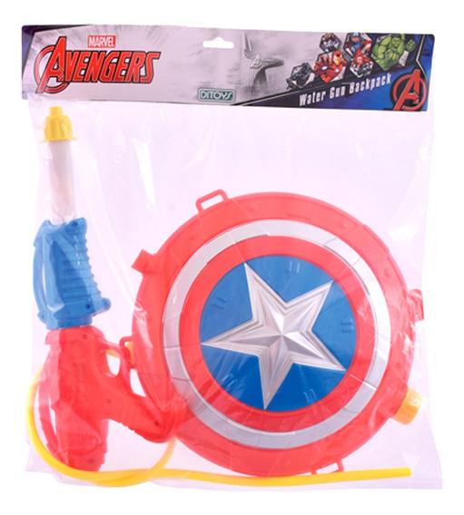 Avengers Water Gun Backpack