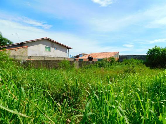 Terreno Em Ótimo Local Para Venda Em Peruíbe