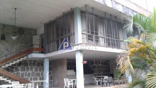 Casa À Venda, 4 Quartos, Santa Teresa - Rio De Janeiro/rj - 3324