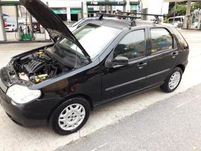 Fiat Palio Elx 1.4 8v Flex 2º Dono Completa Top De Linha