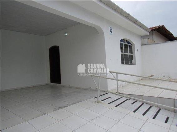 Casa Comercial Para Locação No Bairro Brasil Em Itu. - Ca3782