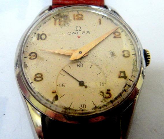 Relógio Omega Estrela Vermelha Vintage