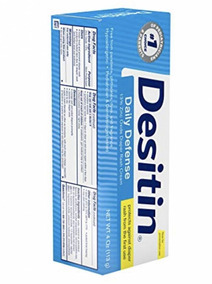 Pomada Desitin Daily Defense Azul Assaduras 113g