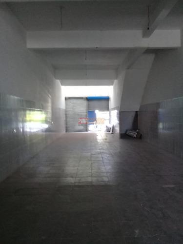 Salao Comercial  No Bairro Vila Goncalves Em Sao Bernardo Do Campo - L-30697