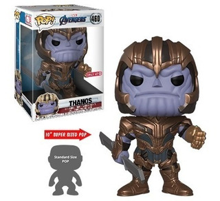 Funko Pop! Marvel Av. Endgame - Thanos 10 PuLG. (37145) 460