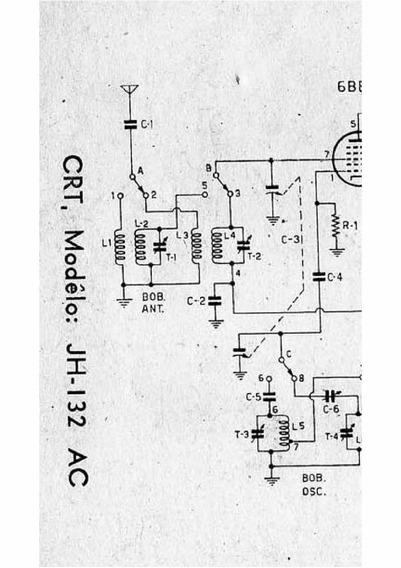 Esquema Radio Crt Jh 132ac Jh132ac Jh132 Em Pdf Via Email