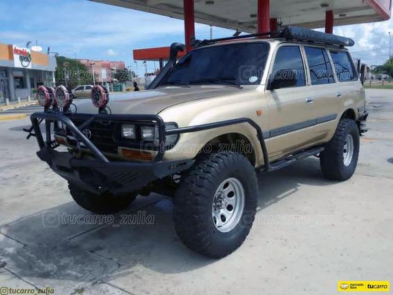 Toyota Autana Land Cruiser 80