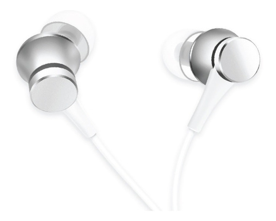 Fone De Ouvido Xiaomi Mi In-ear Headphones Cinza
