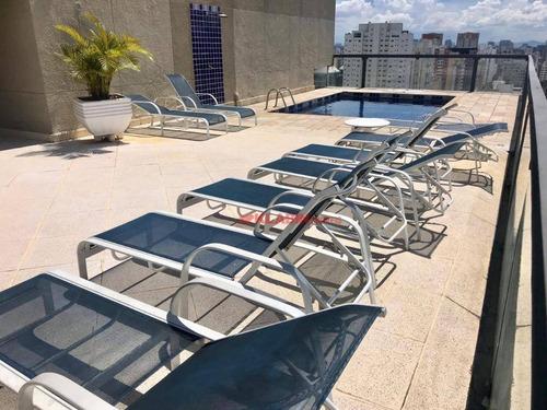 Imagem 1 de 19 de Apartamento Duplex Com 1 Dormitório À Venda, 60 M² Por R$ 680.000,00 - Moema - São Paulo/sp - Ad0024