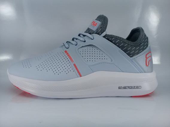 Zapatillas Fila Fit Tech Cte Sport Town Envios Caba Y Bs As