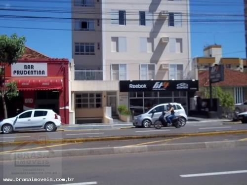 Apartamento Para Locação Em Presidente Prudente, Vila Maristela, 3 Dormitórios, 1 Suíte, 2 Banheiros, 1 Vaga - 00330.006_1-1394409