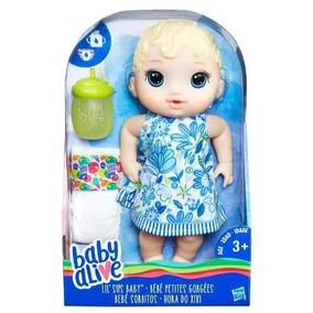 Baby Alive Hora Do Xixi ; Hasbro