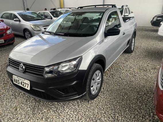 Volkswagen Saveiro Robust Cs 1.6 2017