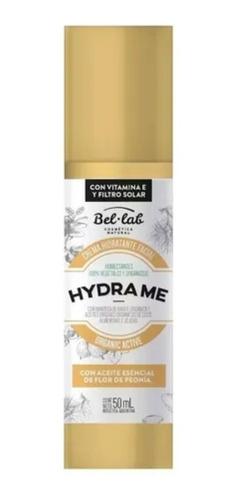 Bel Lab Hydra Me Crema Hidratante Facial Uso Diario 50ml