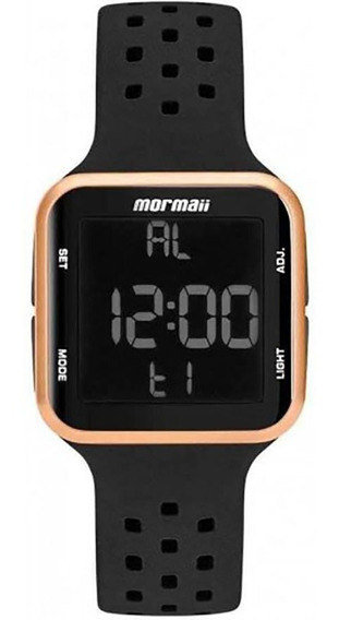 Relógio Mormaii Unissex Digital Mo6600/8j