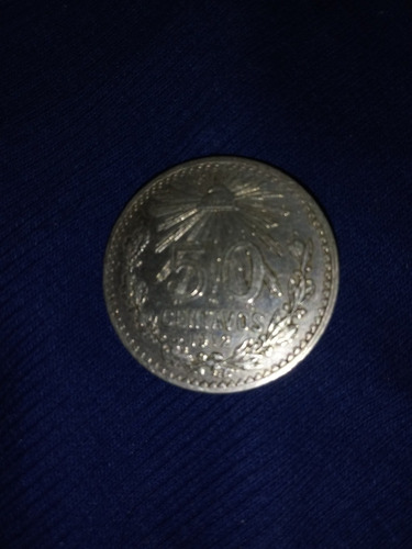 Imagen 1 de 1 de Monedas Plata Antiguas