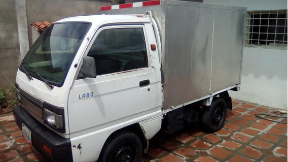 Camioneta Daewo Labo