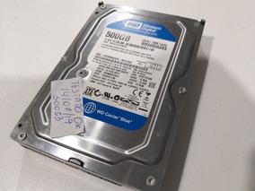 Hd 500g Western Digital Wds5000aaks Para Pc, Desktop