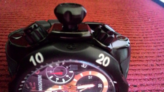 Relógio Magnum Cronógrafo (modelo Ma 33755)