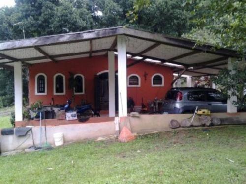 Sítio Mobiliado, Local Tranquilo No Litoral De Sp! 3 Quartos