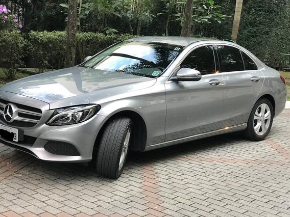 Mercedes-benz C180 2016/2016 Avantgarde Flex