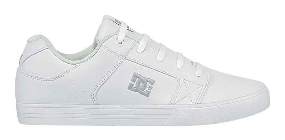 Tenis Casuales Dc Shoes 3wwl Color Blanco