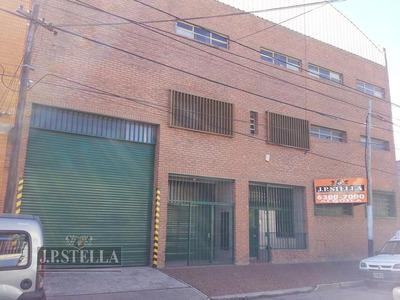 Depósito Industrial 1053 M2 Cubiertos - San Justo