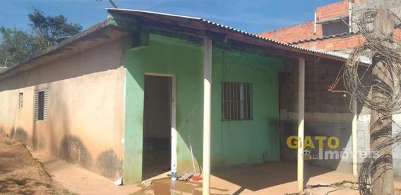 Casa Para Locação Em Cajamar, Guaturinho, 1 Dormitório, 1 Banheiro - 18839