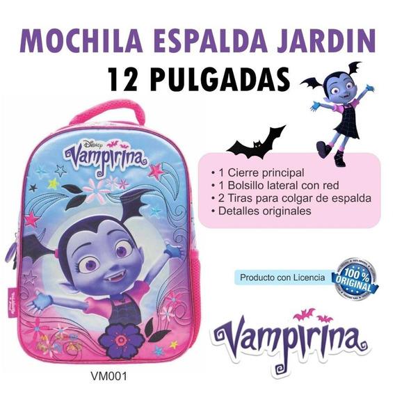 Mochila Vampirina 12 Pulgadas (vm001)