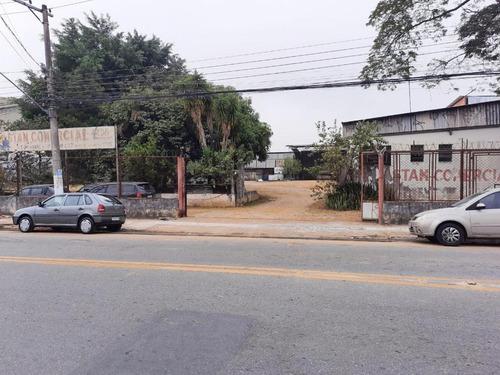 Imagem 1 de 11 de Terreno Comercial Para Locação Em Tabatinga, Vila Figueira - Tc001_1-1895516
