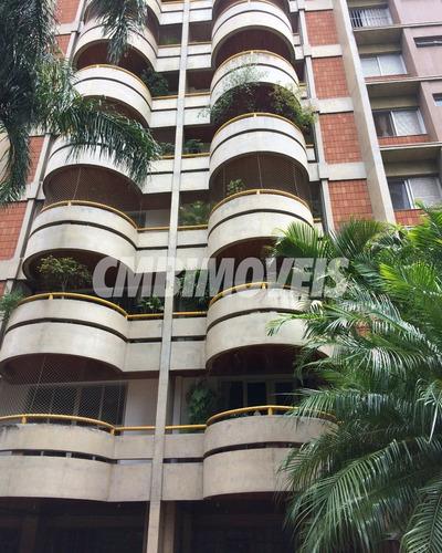 Imagem 1 de 30 de Apartamento Para Venda 4 Dormitórios No Cambuí Em Campinas - Ap22648 - Ap22648 - 70085738