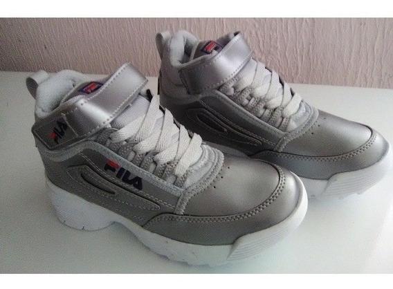Fila Zapato Deportivo Dama / Niña