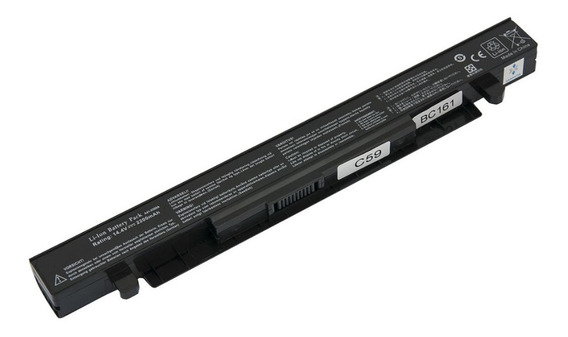 Bateria Para Notebook Asus A41-x550a X450l X550c X450c X550l - Marca Bringit