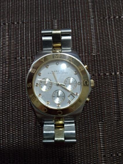 Relógio Marc Jacobs 5atm Mbm3177 Original