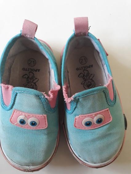 Zapato Para Niña Talle 21